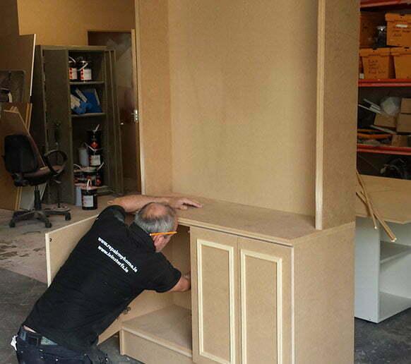cabinet maker in dublin | repairmyhome.ie